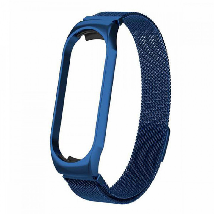 Миланская Петля Xiaomi Mi Band 4 (Синий)