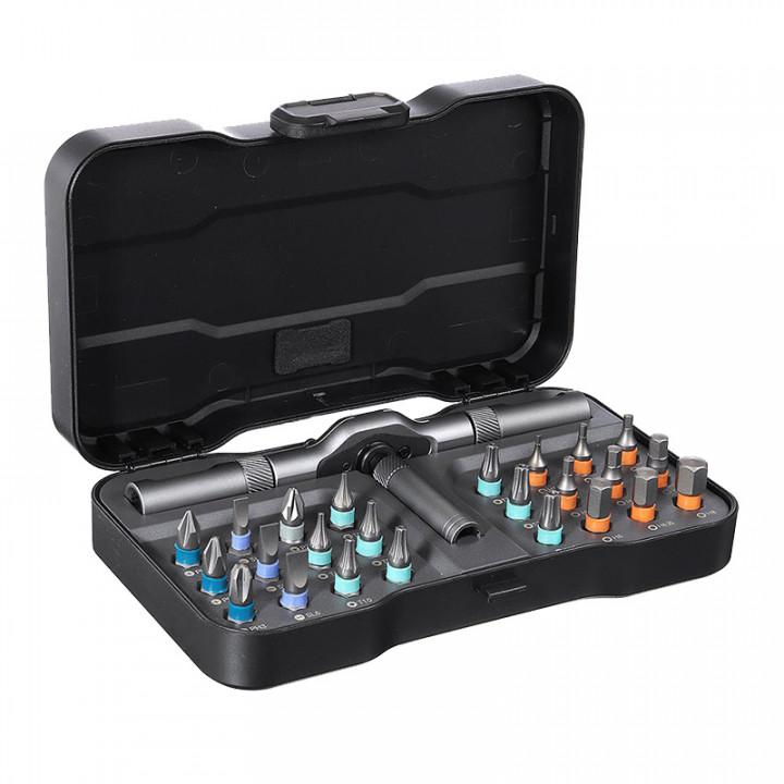 Набор инструментов Xiaomi Mijia DUKA 24 in 1 RS1 (24 предмета)