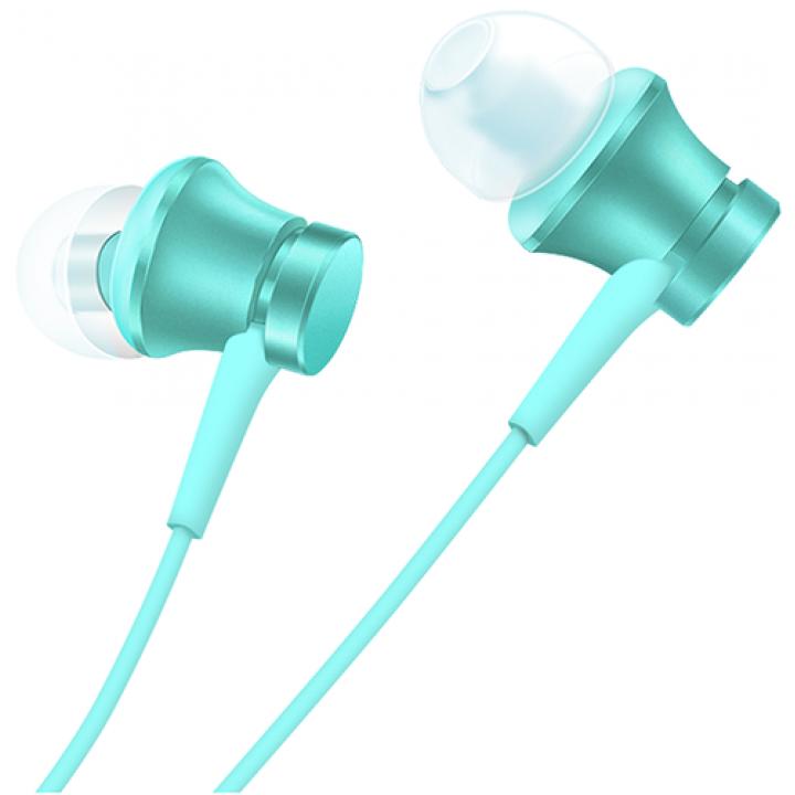 Наушники Xiaomi Mi Piston Basic Edition (Голубые)