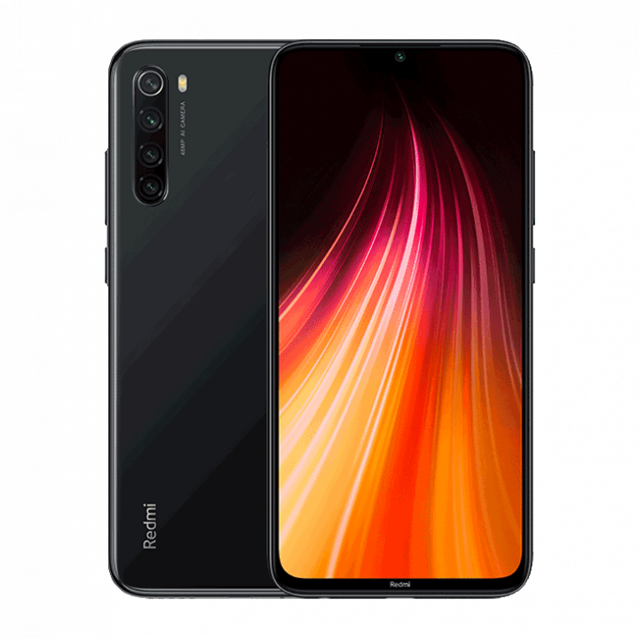 Xiaomi Redmi Note 8 4/64Gb Global Version (Черный)