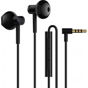 Наушники Xiaomi Dual-Unit Half-Ear Черные