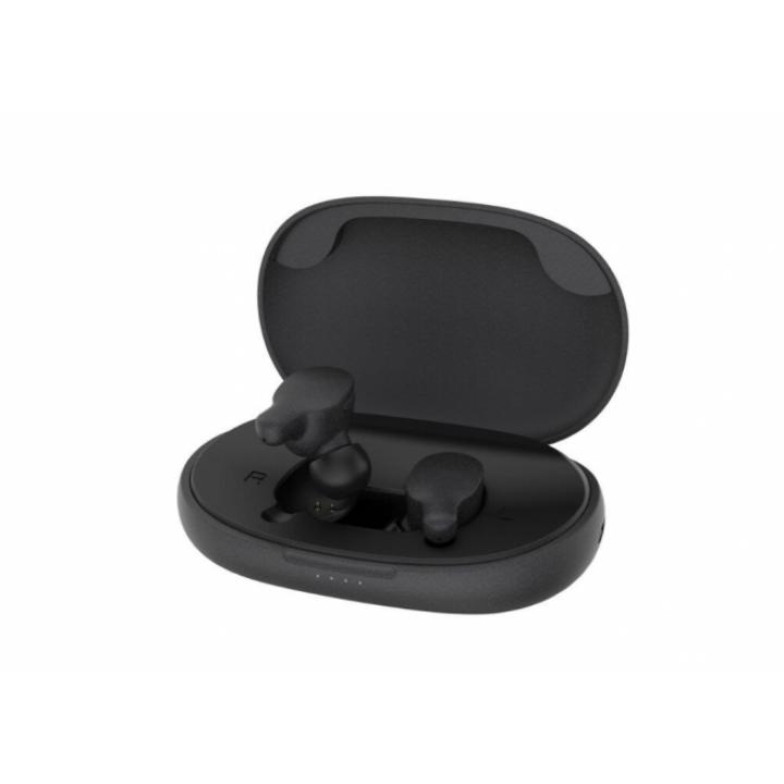 Беспроводные наушники REMAX True WIreless Atereo Headset TWS-3 (Черные)