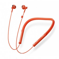 Беспроводные наушники Xiaomi Bluetooth Collar Headphones Youth Edition (Оранжевый)