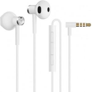 Наушники Xiaomi Dual-Unit Half-Ear Белый
