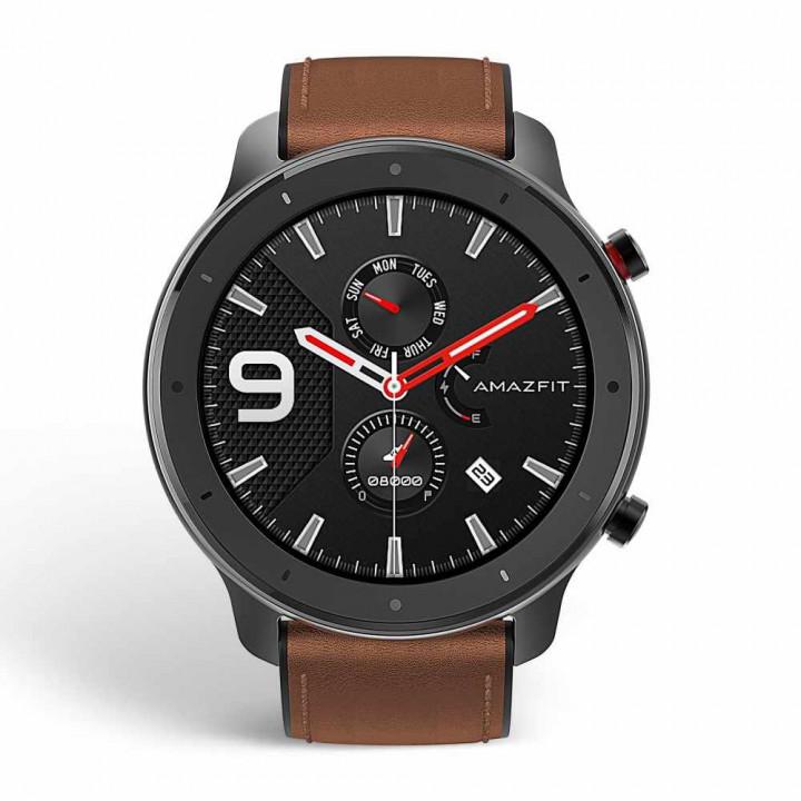 Смарт-часы Xiaomi Amazfit GTR 47 mm (Алюминиевый корпус) (A1902)