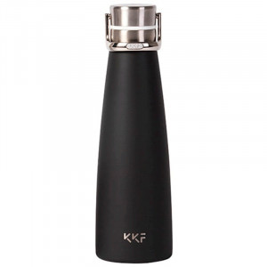 Термос Xiaomi Kiss Kiss Fish Smart Vacuum Bottle (Черный) (S-U47WS-E)