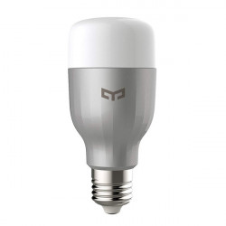 Умная Wi-Fi лампочка Xiaomi Yeelight LED Smart Bulb Global version (YLDP05YL) (Белая)
