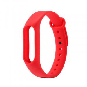Ремешок для Xiaomi Mi Band 2 (Красный)
