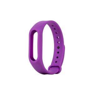 Ремешок для Xiaomi Mi Band 2 (Фиолетовый)