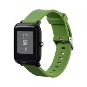 Ремешок силиконовый Amazfit BIP (Зеленый)