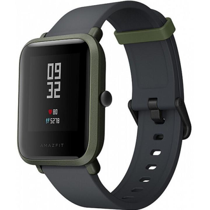 Смарт-часы Xiaomi Huami Amazfit Bip (Оливковые)