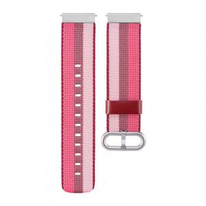 Ремешок нейлоновый Amazfit BIP/GTS/GTR-42mm (Красный) (20mm)