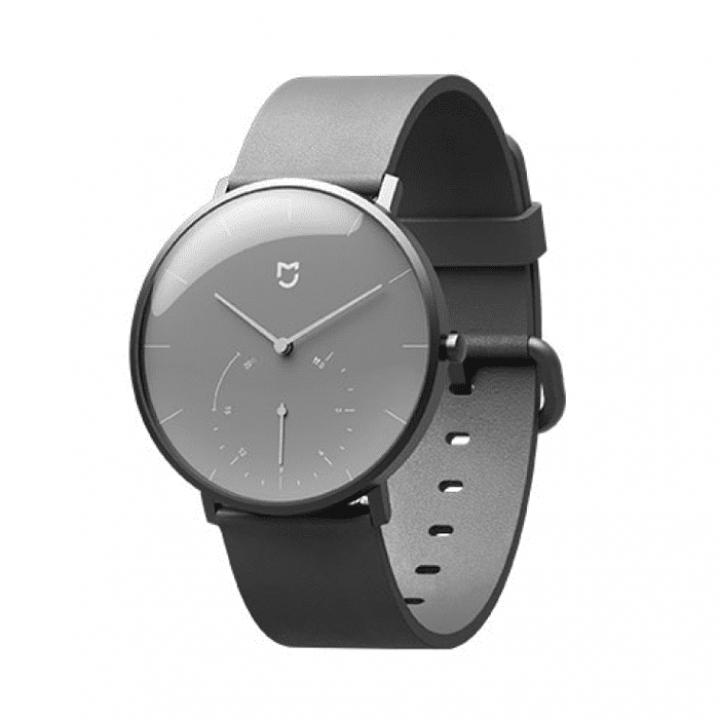 Часы наручные Mijia Quartz Watch SYB01 (Серые)