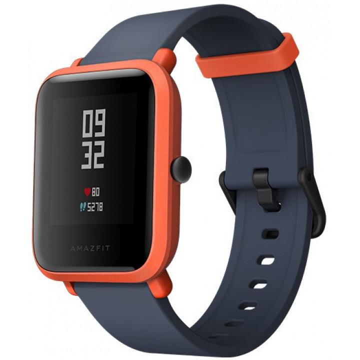 Смарт-часы Xiaomi Huami Amazfit Bip (Оранжевый)