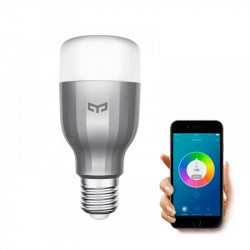 Умная Wi-Fi лампочка Xiaomi Yeelight LED Smart Bulb (YLDP02YL) (Цветная)