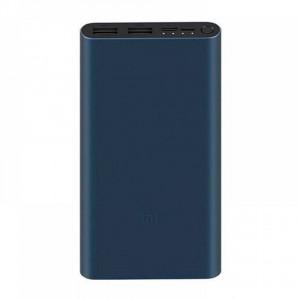 Внешний аккумулятор Xiaomi Mi 18W Fast Charge Power Bank 3 (RU) (PLM13ZM) (10000mAh) (Черный)