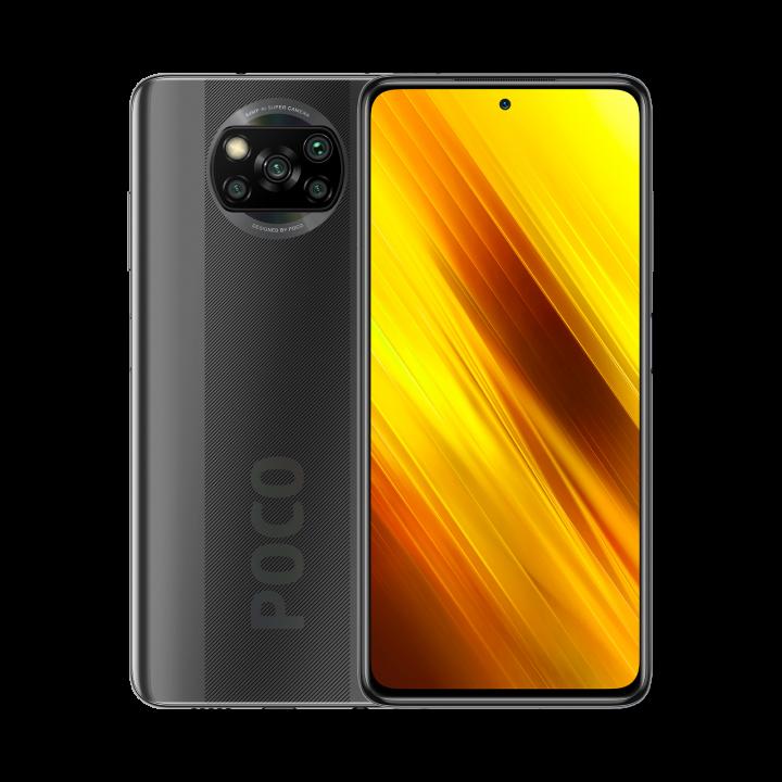 Xiaomi POCO X3 6/64Gb РОСТЕСТ (Серый) (NFC)
