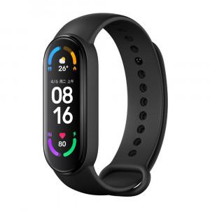 Фитнес-браслет Xiaomi Mi Smart Band 6 (XMSH15HM) (CN) (Черный)