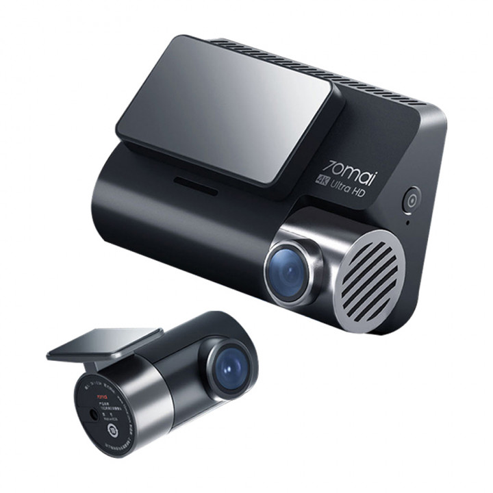 Видеорегистратор Xiaomi 70Mai Dash Cam 4K (A800S+RC06)