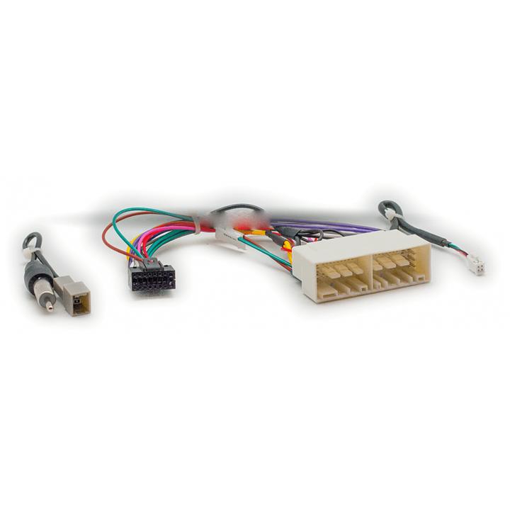CARAV 16-005 (Комплект проводов для подключения Android ГУ (16-pin) на а/м HYUNDAI 2017+ / KIA 2017+ (select models)  / Power + Speakers + Antenna + Wheel + USB