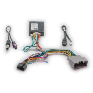 CARAV 16-044 Провода JEEP Grand/Cherokee 2011-13/Wrangler 2007-17/Power/Speakers/Antenna/USB/CANBUS