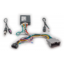 CARAV 16-044 (Комплект проводов для подключения Android ГУ (16-pin) на а/м JEEP Grand Cherokee 2011-13; Wrangler 2007-17 / Power + Speakers + Antenna + USB + CANBUS)