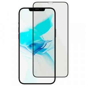 Защитное стекло AUZER iPhone 12 mini (Черное)