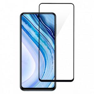 Защитное стекло AUZER Xiaomi Mi 10 Lite (Черное)
