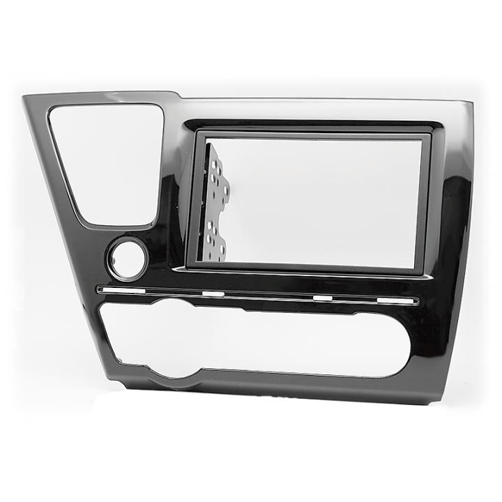 CARAV 11-467 (2 DIN монтажная рамка для а/м HONDA Civic 2013-2017)