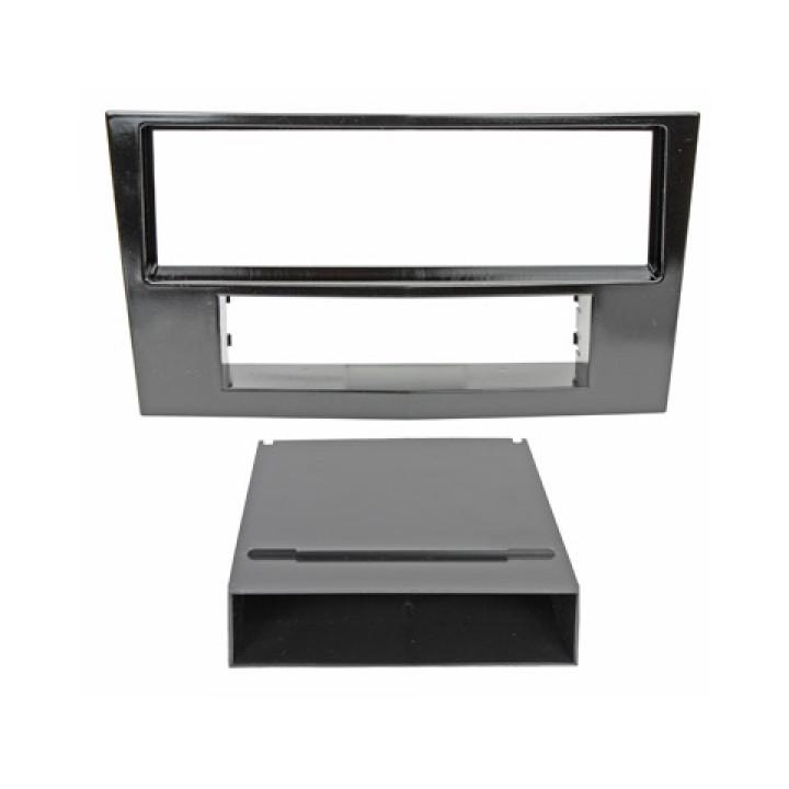 Incar ROP-N02 (1DIN монтажная рамка для а/м Opel Astra-H 04+)(Черный)