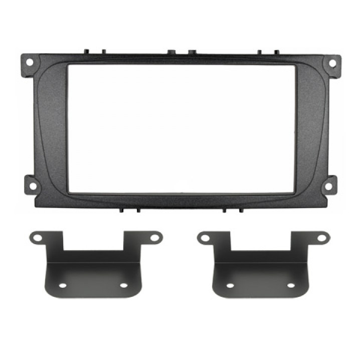 Incar RFO-N15 (2-DIN монтажная рамка для а/м Ford Focus-2 restal, Mondeo 07+, S-Max, Galaxy)