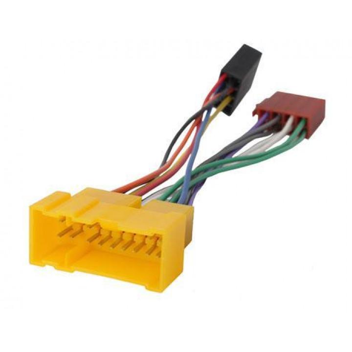 Incar ISO NS-01 (ISO-переходник для а/м NISSAN Almera 00-05, Premiera 00+)