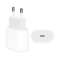 Сетевое зарядное устройство AUZER AWC10 (QC 3.0/USB Type-C/4А/18W)(Белый)