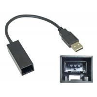 Incar USB TY-FC103 (USB-переходник TOYOTA, MITSUBISHI для подключения магнитолы INCAR к штатному разъему USB)