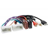 Incar ISO HY-03A (ISO-переходник для а/м Solaris, H-1 2012+, IX-35 (USB+AUX))