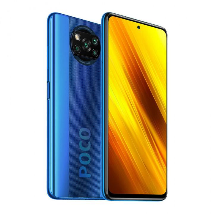 Xiaomi POCO X3 6/64Gb Global Version (Синий) (NFC)