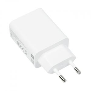 Зарядное устройство Xiaomi USB 5V:3A/9V:2A/12V:1.5A (EU) (MDY-10-EF) (Белый)