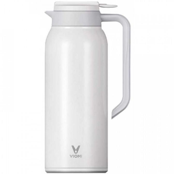 Термос Xiaomi Viomi Steel Vacuum Pot 1.5L (Белый)