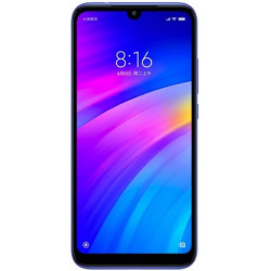 Xiaomi Redmi 7 2/16Gb РОСТЕСТ (Синий)