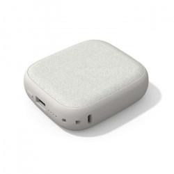 Внешний аккумулятор с беспроводной зарядкой Xiaomi Solove Wireless Mobile Charging (W5) (10000mAh) (Черный)