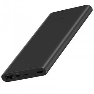 Внешний аккумулятор Xiaomi Mi Power Bank 3 (PLM12ZM) (10000mAh) (Черный)