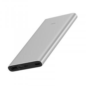 Внешний аккумулятор Xiaomi Mi Power Bank 3 10000 mAh (PLM12ZM) (Серый)