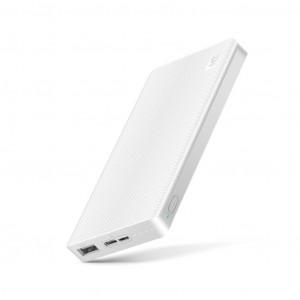 Внешний аккумулятор Xiaomi MI Power Bank ZMI (QB810) (10000mAh) (Белый)