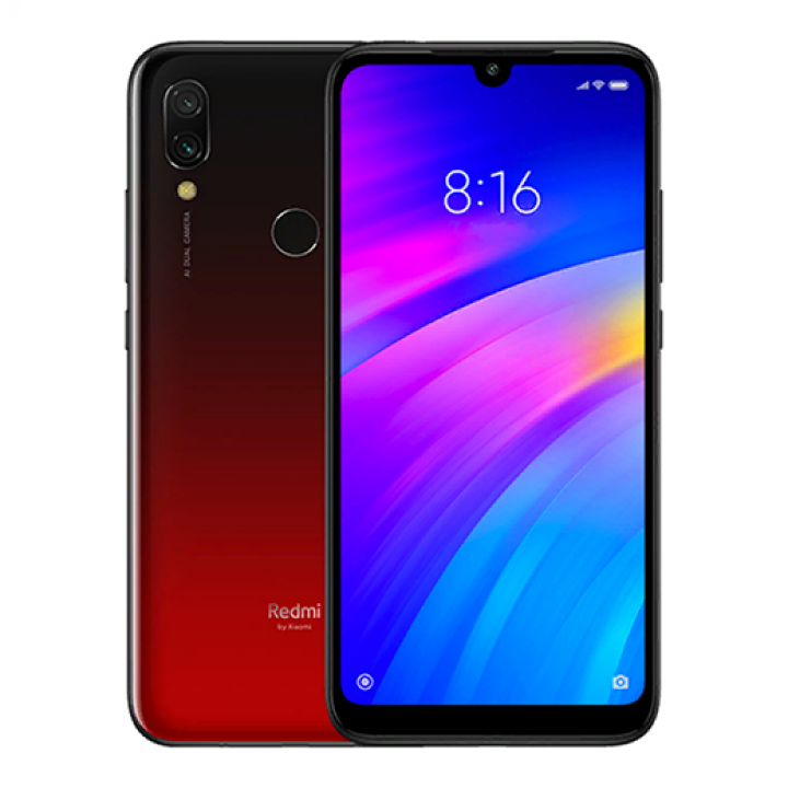 Xiaomi Redmi 7 2/16Gb Global Version (Красный)