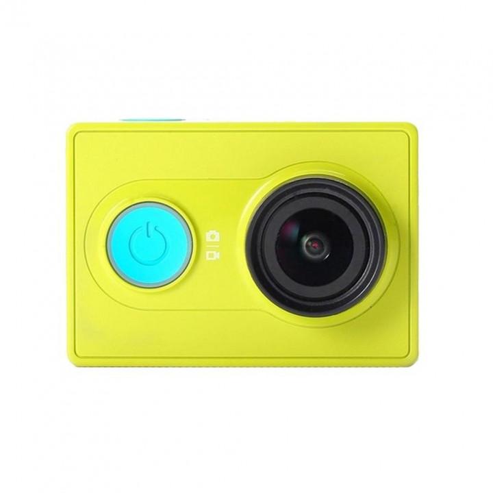 Экшн-камера Xiaomi Yi Action Camera Basic Edition (YDXJ01XY) (зеленая)