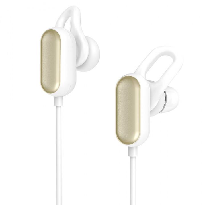 Беспроводные наушники Xiaomi In-ear Sports Earphone Bluetooth Earbuds Youth Edition (белый)