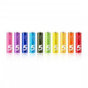 Батарейки Xiaomi Rainbow AA 10шт