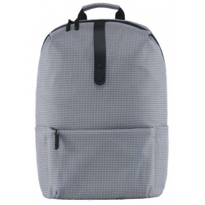 Рюкзак Xiaomi Leisure College Style Gray (Темно-серая клетка)