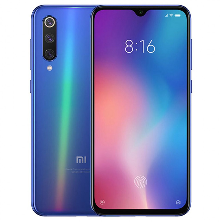 Xiaomi Mi9 6/128Gb Global Version (Синий)