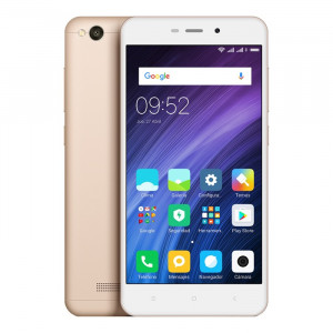 Xiaomi Redmi 4A 2/16Gb (Золотой)